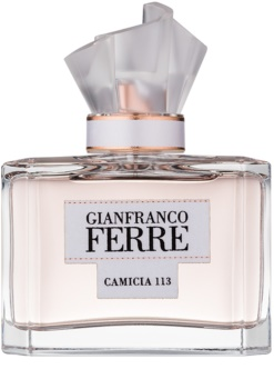 Gianfranco Ferré Camicia 113 eau de toilette per donna 100 ml