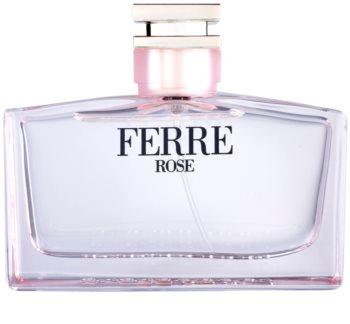 Gianfranco Ferré Ferré Rose toaletna voda za ženske 100 ml