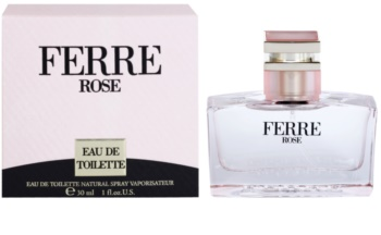 Gianfranco Ferré Ferré Rose Eau de Toilette for Women 30 ml
