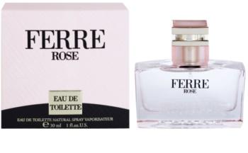 Gianfranco Ferré Ferré Rose toaletná voda pre ženy 30 ml