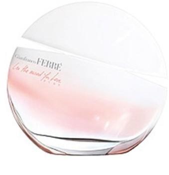 Gianfranco Ferré In The Mood for Love Pure eau de toilette pour femme 100 ml