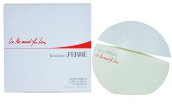 Gianfranco Ferré In The Mood for Love Eau de Parfum für Damen 30 ml