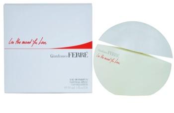 Gianfranco Ferré In The Mood for Love eau de parfum pour femme 30 ml