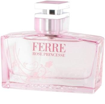 Gianfranco Ferré Ferré Rose Princesse toaletní voda pro ženy 100 ml