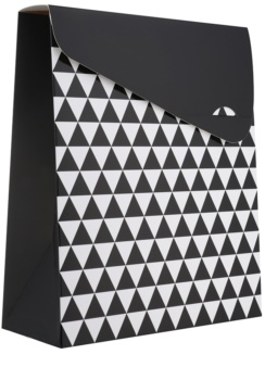 Giftino Wrapping  Geschenktüte Geometry klein