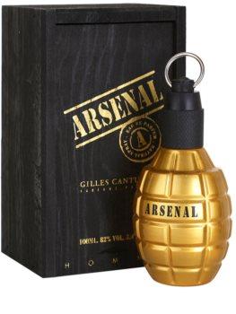 Gilles Cantuel Arsenal Gold parfémovaná voda pro muže 100 ml