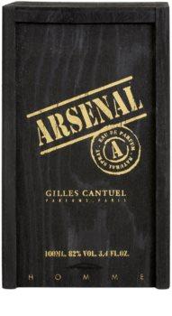 Gilles Cantuel Arsenal Gold parfumska voda za moške 100 ml