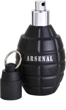 Gilles Cantuel Arsenal Black eau de parfum férfiaknak 100 ml