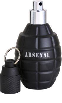 Gilles Cantuel Arsenal Black woda perfumowana dla mężczyzn 100 ml