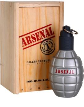 Gilles Cantuel Arsenal Grey Eau de Parfum για άνδρες 100 μλ