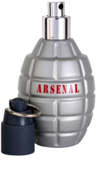 Gilles Cantuel Arsenal Grey Eau de Parfum for Men 100 ml