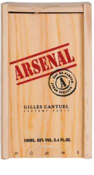 Gilles Cantuel Arsenal Grey eau de parfum pentru barbati 100 ml