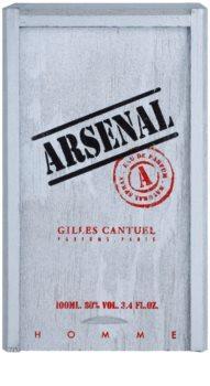 Gilles Cantuel Arsenal Platinum Parfumovaná voda pre mužov 100 ml