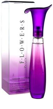 Gilles Cantuel Flowers Purple eau de toilette nőknek 100 ml