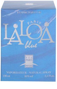 Gilles Cantuel Laloa Blue Eau de Toilette für Damen 100 ml