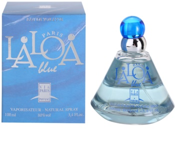 Gilles Cantuel Laloa Blue eau de toilette para mulheres 100 ml