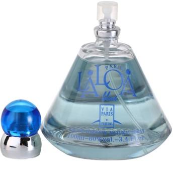 Gilles Cantuel Laloa Blue Eau de Toilette Damen 100 ml