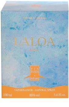 Gilles Cantuel Laloa Eau de Toilette für Damen 100 ml