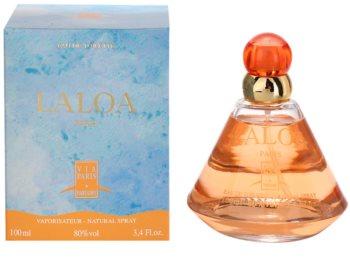 Gilles Cantuel Laloa Eau de Toilette para mulheres 100 ml