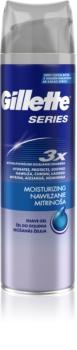 Gillette Series gel de afeitar con efecto humectante