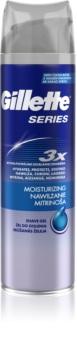 Gillette Series Moisturizing gel za brijanje s hidratantnim učinkom