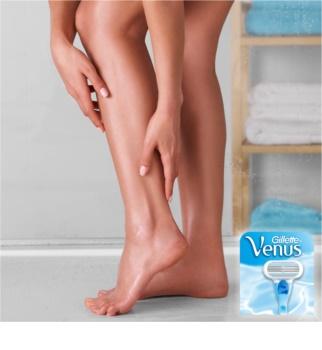 Gillette Venus Змінні картриджі