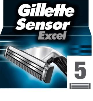 Gillette Sensor Excel lames de rechange pour homme