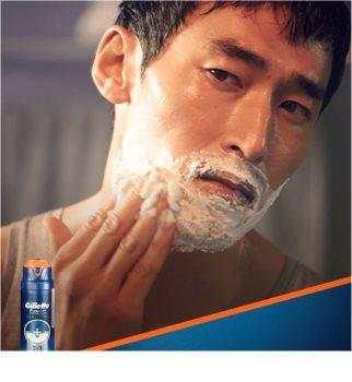 Gillette Fusion Proglide Sensitive Shaving Gel 2 In 1