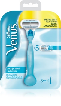 Gillette Venus Classic borotva + tartalék pengék