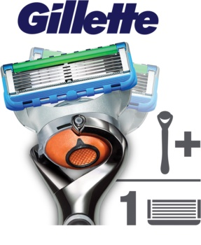 Gillette Fusion Proglide Flexball holiaci strojček
