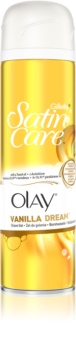 Gillette Satin Care Olay Shaving Gel