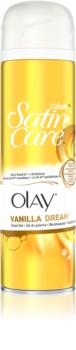 Gillette Satin Care Olay Vanilla Dream Shaving Gel