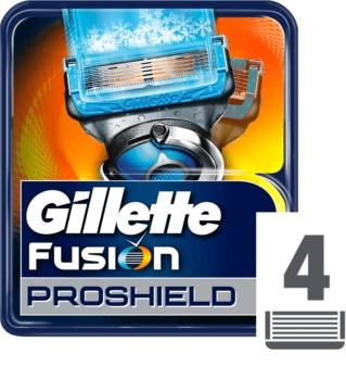 Gillette Fusion Proshield Chill náhradní břity