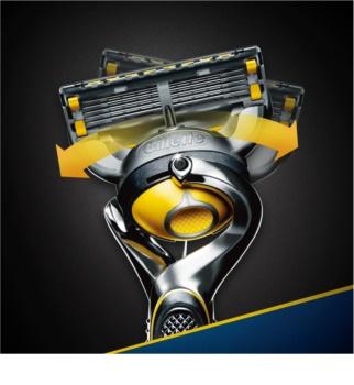Gillette Fusion Proshield самобръсначка Резервни остриета 4 СК