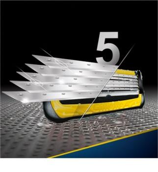 Gillette Fusion Proshield Rasierer Ersatzklingen 4 pc