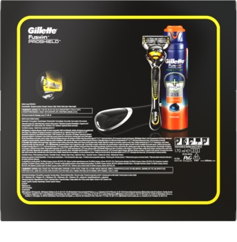 Gillette Fusion Proshield kozmetická sada II.