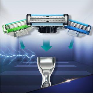 Gillette Mach 3 lote cosmético V.