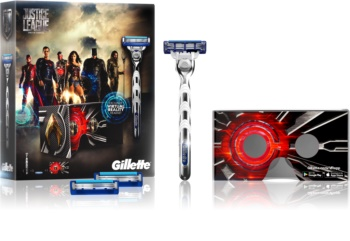 Gillette Mach 3 Turbo set cosmetice III.