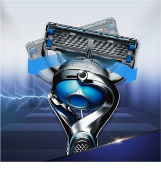Gillette Fusion Proshield coffret cosmétique III.