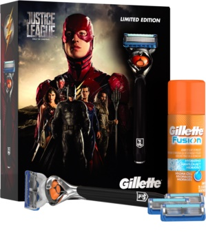 Gillette Fusion Proglide lote cosmético X.
