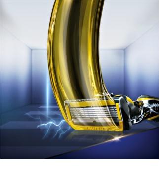 Gillette Fusion Proshield zestaw kosmetyków IV.
