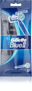 Gillette Blue II One Time Razors