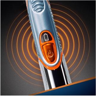 Gillette Fusion Power afeitadora a pilas