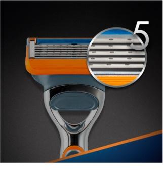 Gillette Fusion Power náhradné žiletky