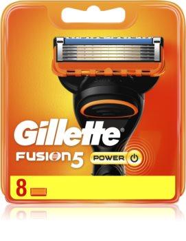 Gillette Fusion5 Power recambios de cuchillas