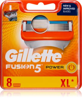 Gillette Fusion5 Power zapasowe ostrza