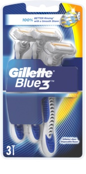 Gillette Blue 3 rasoirs jetables