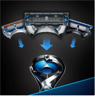 Gillette Fusion Proshield Chill Бритва