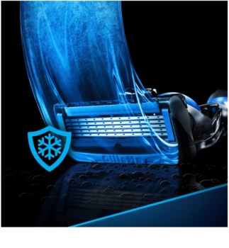 Gillette Fusion Proshield Chill náhradné žiletky