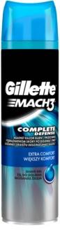 Gillette Mach 3 Complete Defense gel de barbear